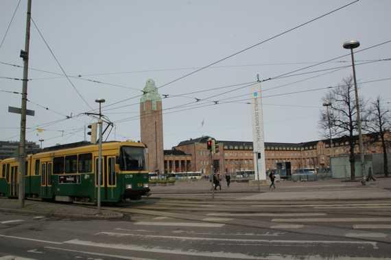 helsinki la capital de finlandia