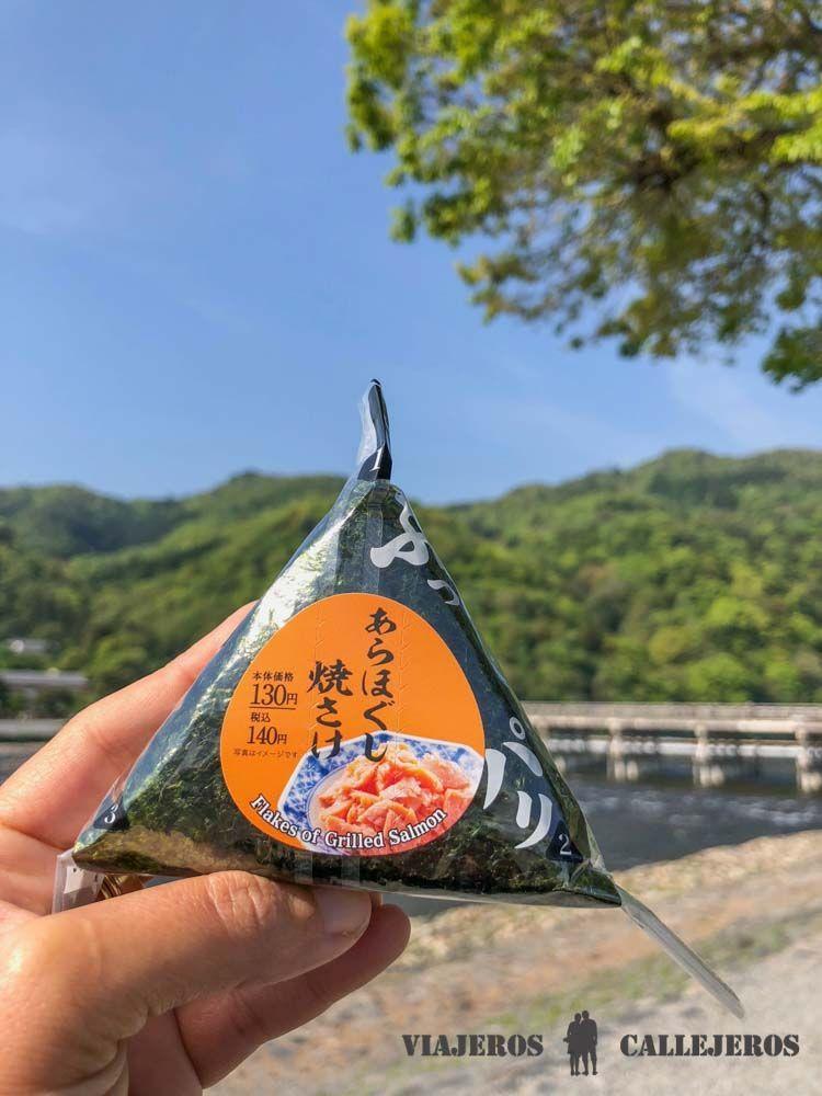 Onigiri. Guía de precios en Japón